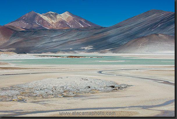 Salar de Aguas Calientes, Norte de Chile