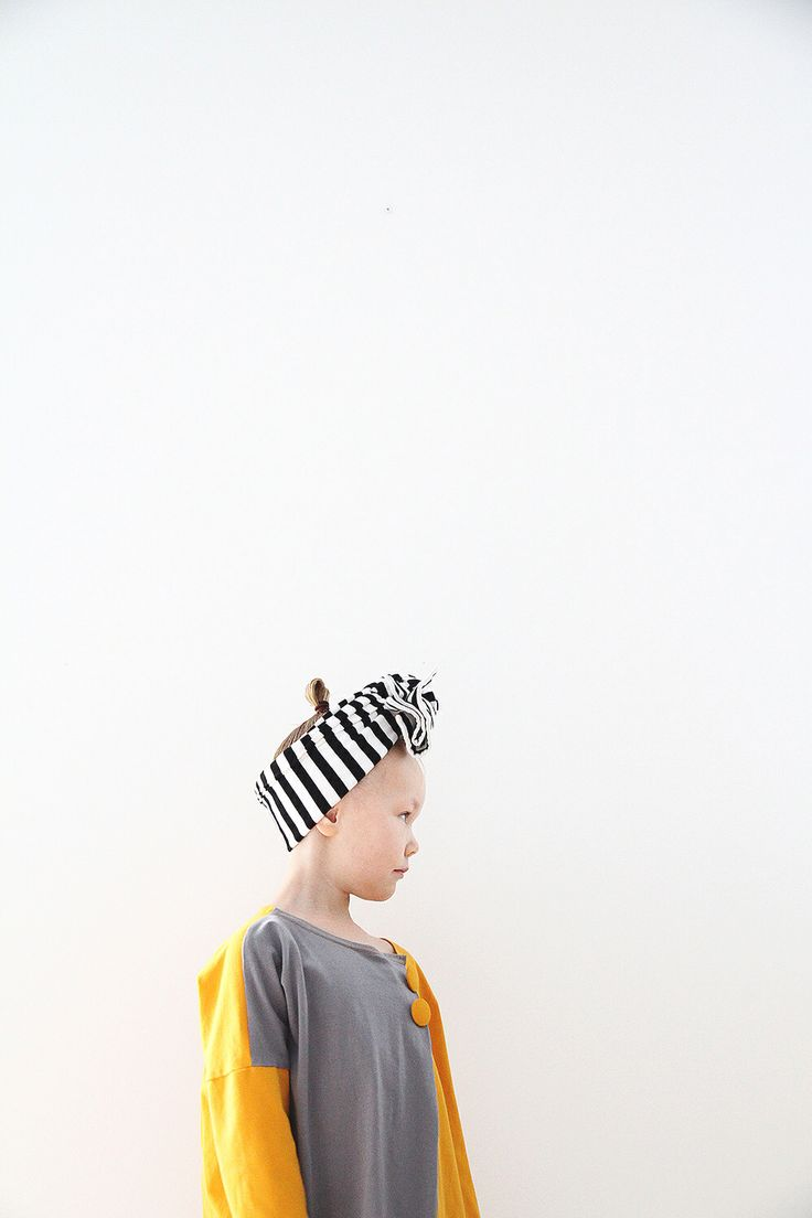 Siiri wearing Papu and Marimekko