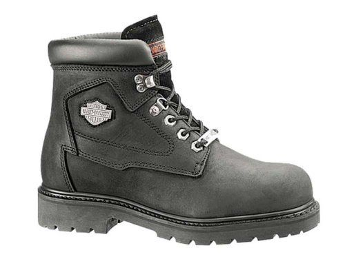 Harley-Davidson Men's Badlands Boot,Black,9 M - http://authenticboots.com/harley-davidson-mens-badlands-bootblack9-m/