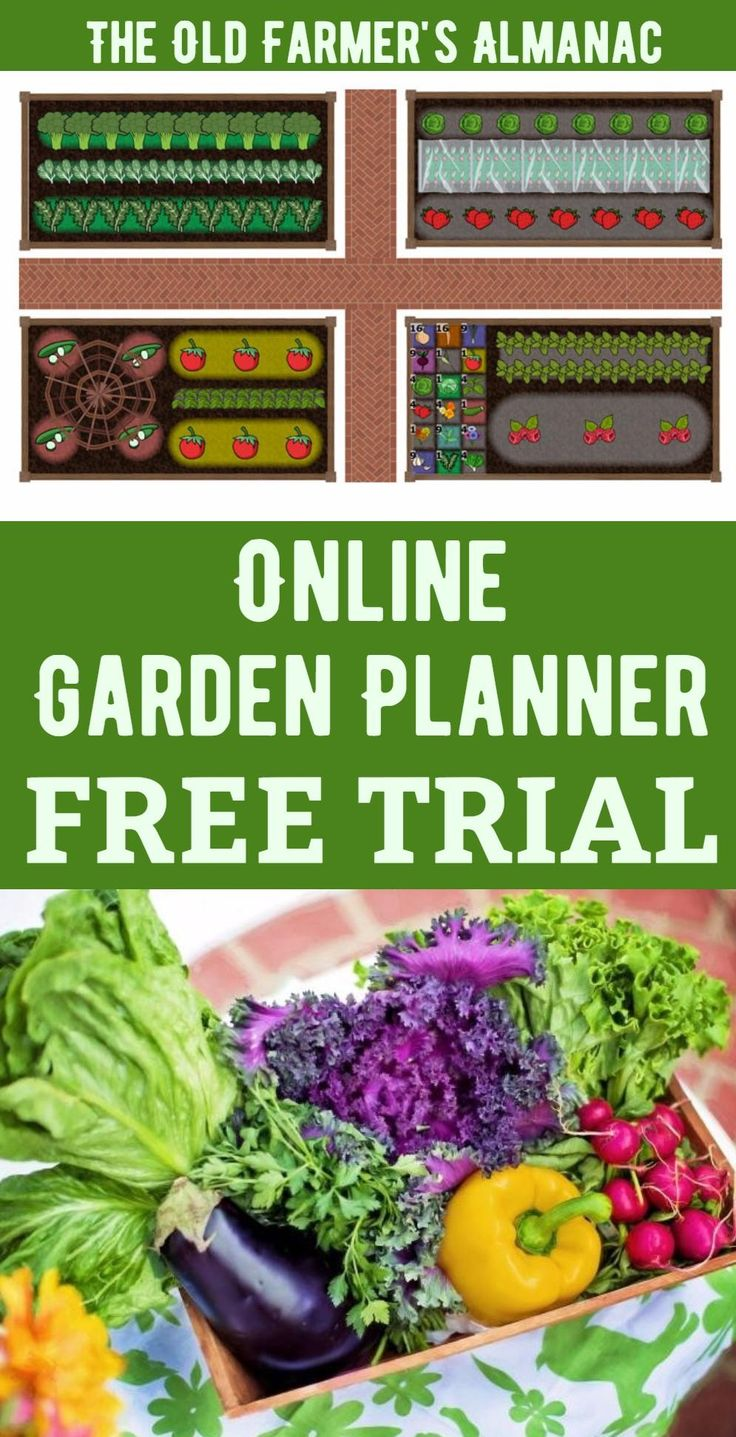 Marvelous Online Garden Planner from The