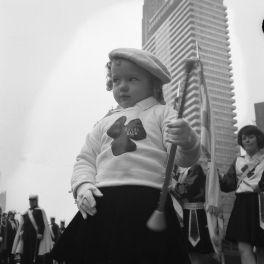Disney Parade III - dandyDADA #vintage #photo #waltdysney #parade #child #sleepingbeauty #movie #cinema