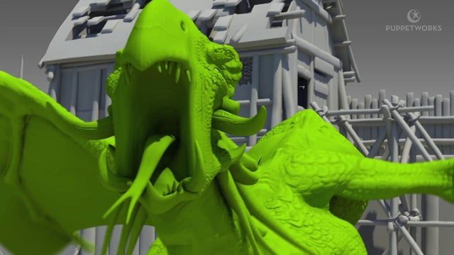 Here's a selection of the key creature animation work we created for National Geographic Channel and Impossible Pictures for 'DragonWars: Fire and Fury' -  click here to see how it looks in the finished show:  http://channel.nationalgeographic.com/channel/dragon-wars-fire-and-fury/