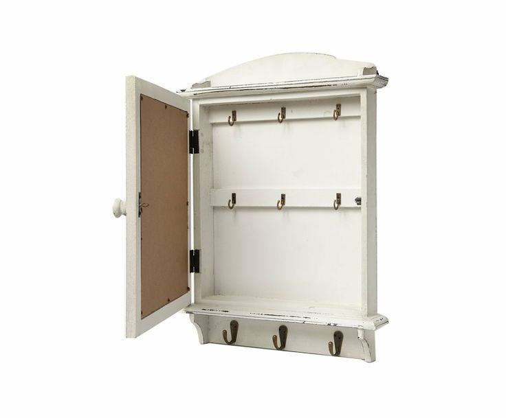 Ящик для ключей с грифельной доской | Westwing Интерьер & Дизайн