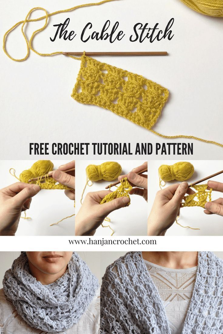 The Classic Cowl – Free Crochet Pattern | yarn handlings | Pinterest ...
