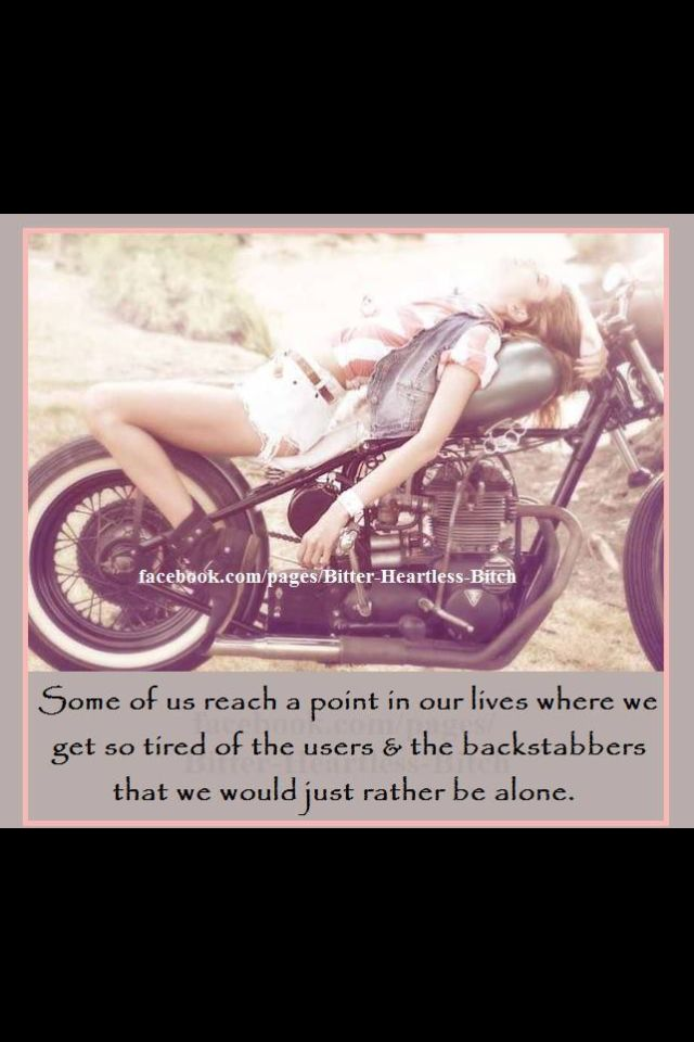 Badass Biker Quotes | Quote Addicts