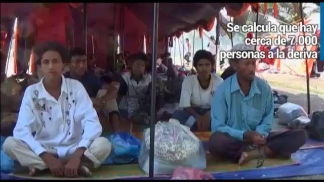 Malasia comienza a buscar barcos de rohingyas | Internacional | EL PAÍS Móvil