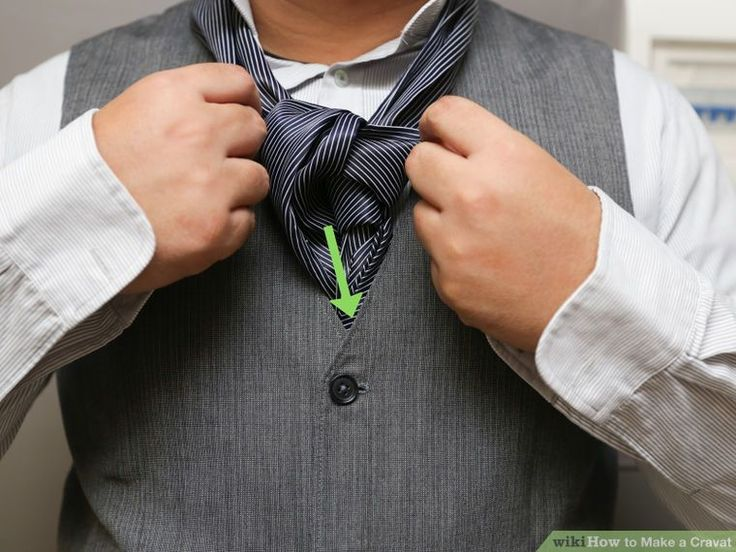 How to Make a Cravat (with Pictures) - wikiHow