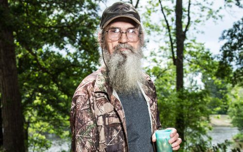 Duck Commander Si Robertson! | Our Military Life Blog