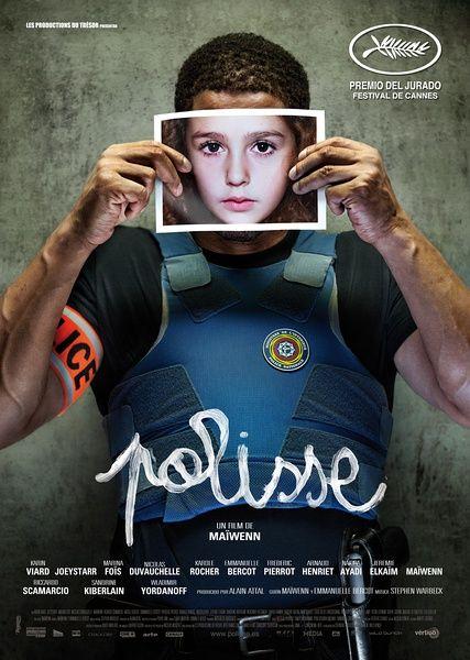 Polisse est un film dramatique français écrit et réalisé par Maïwenn, sorti en 2011. Il a été présenté en compétition officielle au Festival de Cannes 2011 où il reçoit le Prix du jury.    Les policiers de la brigade de protection des mineurs (BPM) de Paris luttent contre les innombrables vicissitudes subies par les enfants