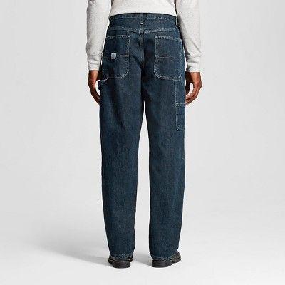 Wrangler Men's Relaxed Fit Carpenter Jeans - Quartz 32x30
