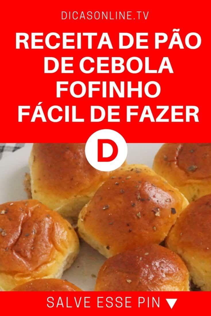 Pão de cebola de liquidificador | PÃO DE CEBOLA FOFINHO FÁCIL DE FAZER | VOCÊ VAI SE SURPREENDER COM ESSA DELÍCIA!