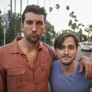 """Jake Thomas has been catching up with a few former Lizzie McGuire co-stars, including Ethan Craft. 
