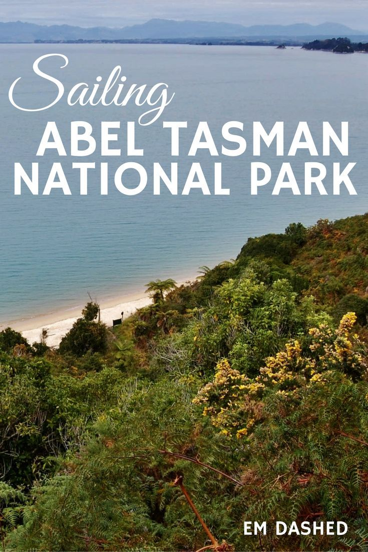 Sailing is a great way to explore Abel Tasman, New Zealand's smallest national park; and it's not quite as expensive as you might think.