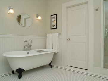 Travis Heights Shotgun - traditional - bathroom - austin - RisherMartin Fine Homes