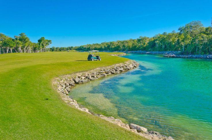 Golf, Cancun