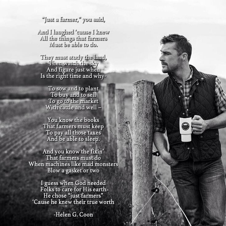 ' Just a Farmer '