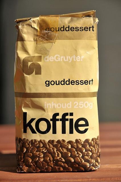 De Gruyter koffie / coffee