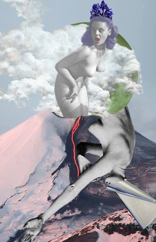 FEMENEIDAD & SIMETRÍA! Ali Cabello nació y se crió en la ciudad deSantiago en Chile un4 de septiembre de 1986. Actualmente se encuentra estudiando Diseño GráficoMultimedia,y en esta nota nos presenta y cuenta un poco más acerca de sus collagerealizados digitalmente. ...