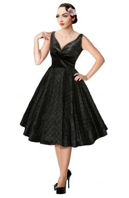 Grace Kelly dress Black