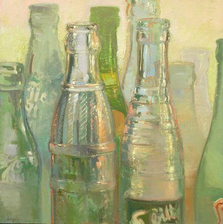 Francis Livingston: Soda Gathering, 2011