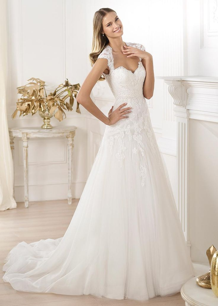 Lany by Pronovias available at Teokath of London