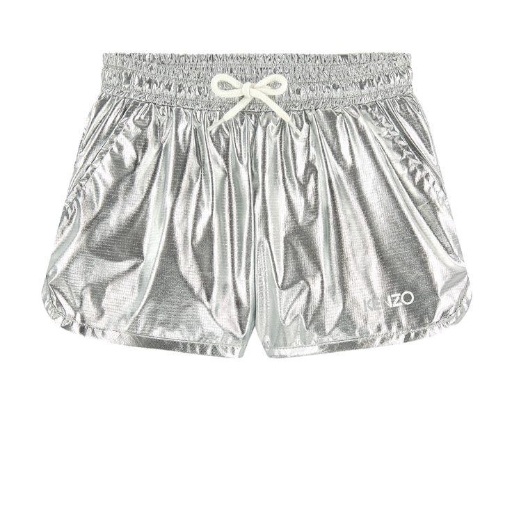 Kenzo Kids - Sportswear shorts