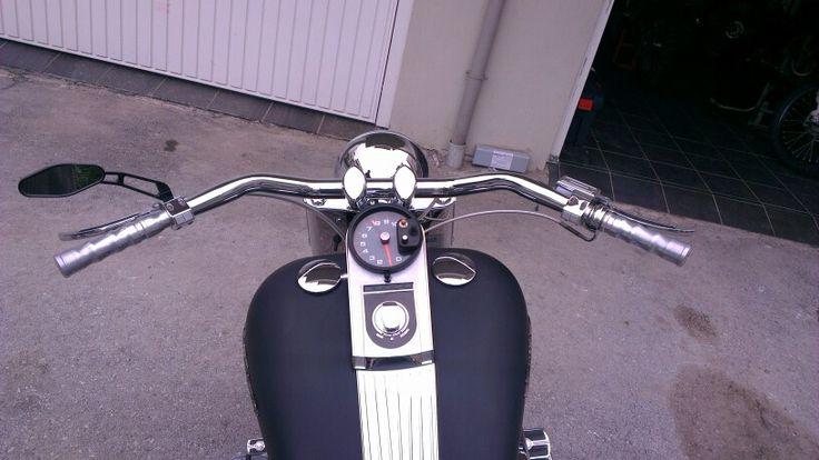 harley davidson custom made in Greece 7