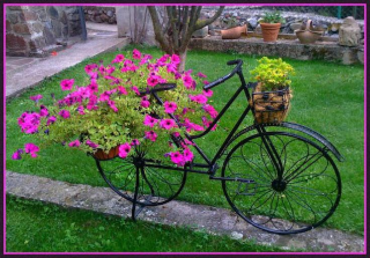 Ideas para jardines frente de la casa google search for Adornos jardin reciclados