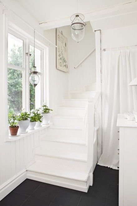 stairs with window #stairs