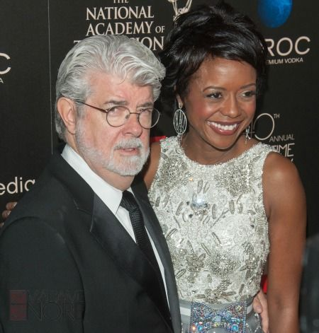 George Lucas And New Wife Mellody Hobson Welcome Baby Girl