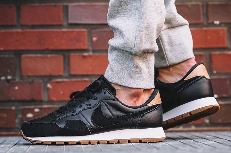 "Nike Air Pegasus 83 Premium ""Black & Vachetta Tan"" - EU Kicks: Sneaker Magazine"