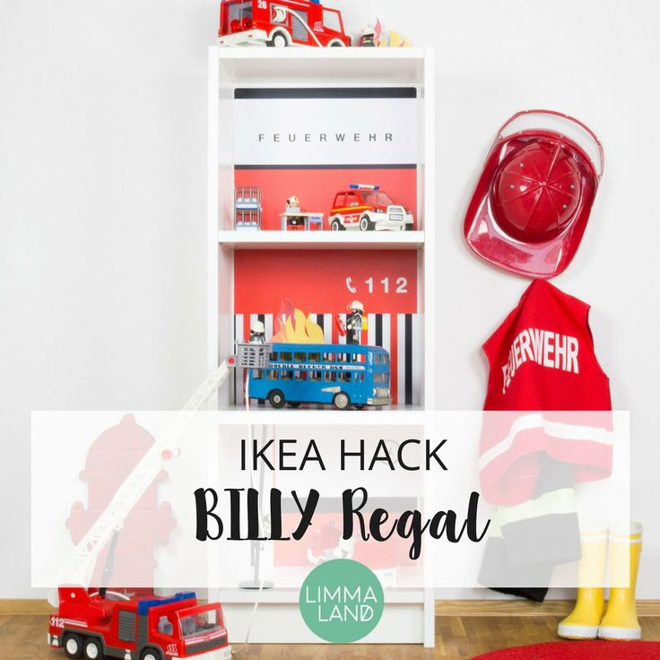 52 besten ikea hack billy regal bilder auf pinterest ikea hacks spielzimmer und. Black Bedroom Furniture Sets. Home Design Ideas