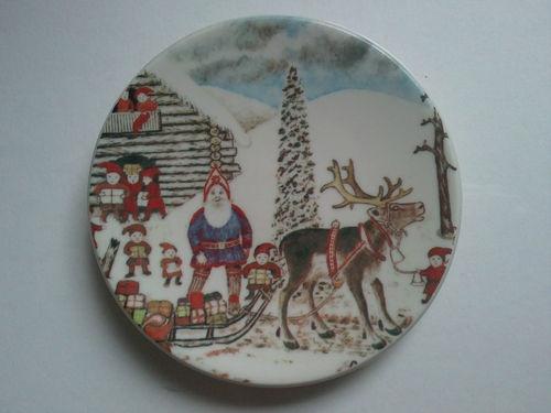 #7 Santa Claus