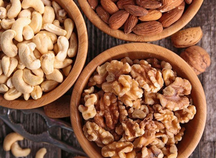 Να τρώτε ξηρούς καρπούς για την υγεία του εγκεφάλου σας