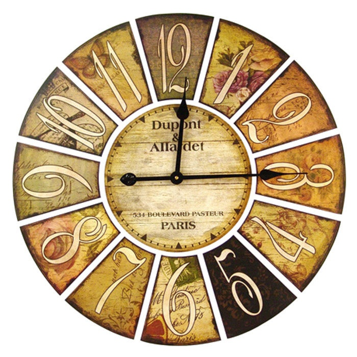 138 best A dar la hora images on Pinterest   Wall clocks, Clock ...