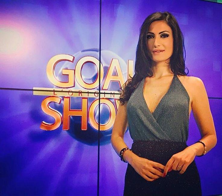 Katia Vitale , journalist born January 1986
