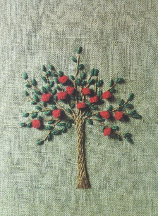 1402603be1 Gallery.ru / Фото #1 - Лим Кьюн Korean 3D Embroidery: flowers, trees,  fruits - dioanna | Hímzés | Hímzés