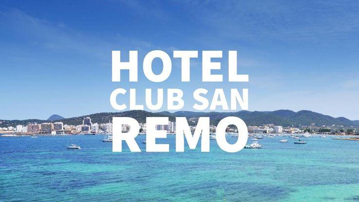 Hotel Club San Remo en San Antonio Bay, Ibiza, España. Visita Hotel Club...