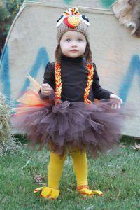 Truthahn Kostüm selber machen   Kostüm Idee zu Weihnachten, Karneval, Halloween & Fasching
