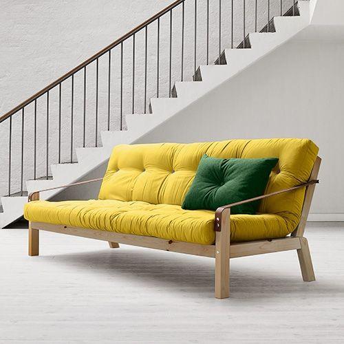m s de 25 ideas incre bles sobre canap lit futon en. Black Bedroom Furniture Sets. Home Design Ideas