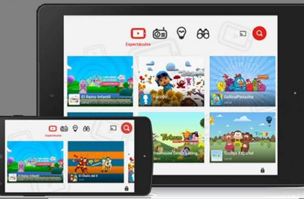 2016 YouTube Kids get to Colombia