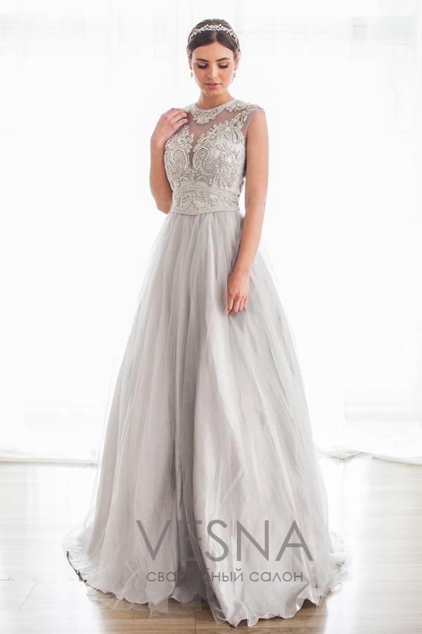Свадебное платье Розалин Грей