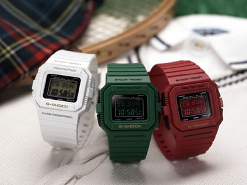 #Casio #GShock #tennis