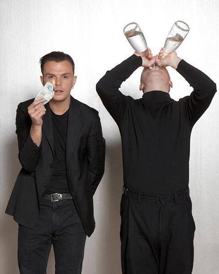 Hurts - Theo Hutchcraft and Adam Anderson