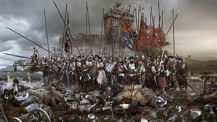 Tercios, siglo XVI - Jordi Bru Fotógrafo