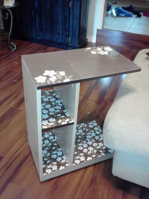 Rolling Sofa Table Do It Yourself Home Projects From Ana White Diy I Think I Can