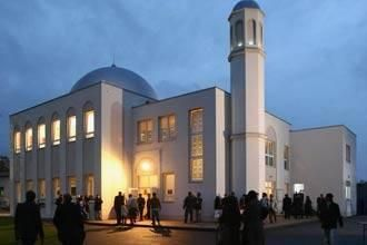 regents park mosque - Google Search