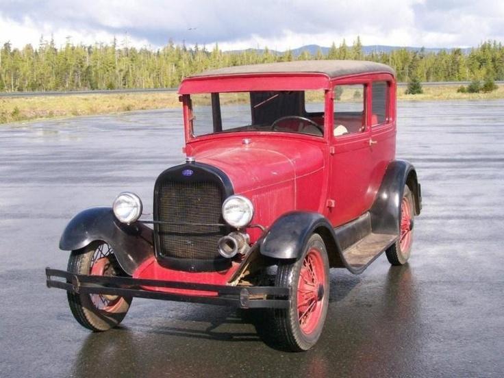 Best Model A Sedans Images On Pinterest Ford Models Old Cars