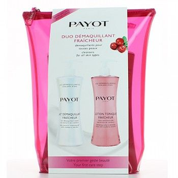 Payot Demaquillant Fraicheur Cleansing Maxi Duo - Valued at $180, only $84