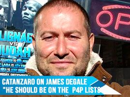 Catanzaro on James DeGale He Should Be on The P4P #JamesDeGale...: Catanzaro on James DeGale He Should Be on The P4P… #JamesDeGale